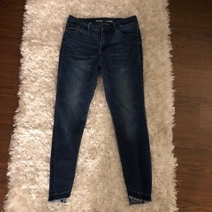 """Old Navy """"Rockstar"""" High Rise Jeans"""